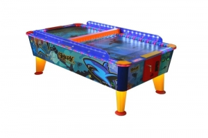 AIR HOCKEY SHARK OUTDOOR 8ft